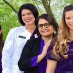 Dr. Torres and her dental team at Dental Spa in Cedar Park, TX